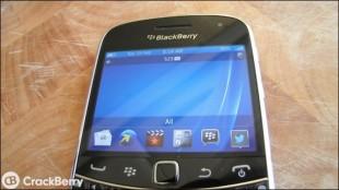 BlackBerry sắp ra Curve 9720 với BlackBerry 7.1 và bàn phím Qwerty vật lý?