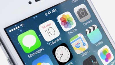 Apple bắt đầu phát hành iOS 7 beta 3