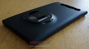 Thông số, hình ảnh Nokia EOS (Lumia 1020) trước ngày ra mắt