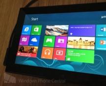 Lộ diện nguyên mẫu máy tính bảng Nokia Windows RT