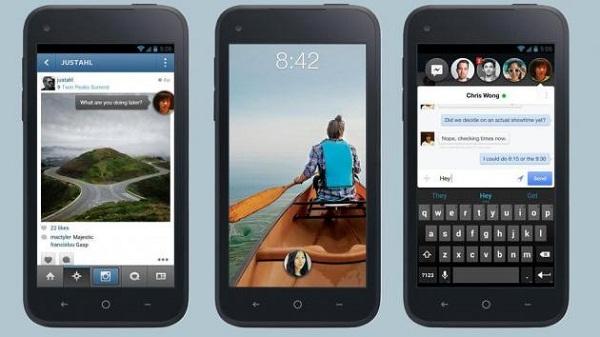 Facebook lặng lẽ cập nhật Facebook Home