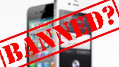 Apple tìm cách hoãn lệnh cấm bán iPhone 4, iPad 2