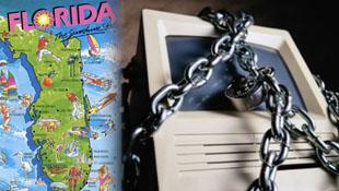 """Mỹ """"sốc"""" vì Florida cấm máy tính, smartphone và đóng cửa tiệm Internet"""