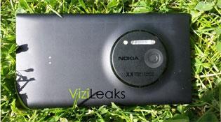 Thông số và cấu hình Nokia Lumia 1020