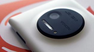 Bộ ảnh chụp cận cảnh Nokia Lumia 1020