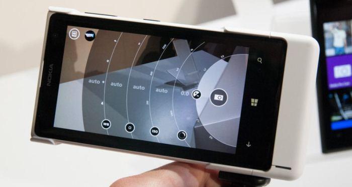Trên tay Nokia Lumia 1020