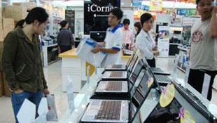 Máy tính bảng khiến thị trường PC tiếp tục giảm