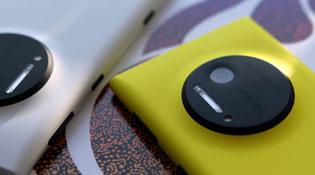 Lumia 1020 có cứu được Nokia?