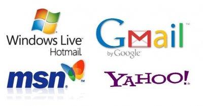 'Tam mã' trên đường đua email 2011