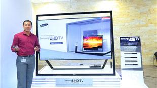 TV 4K giá 1,3 tỷ đồng ra mắt tại Việt Nam
