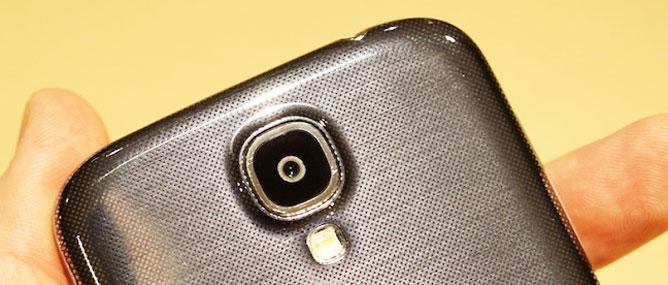 Đánh giá nhanh camera Samsung Galaxy S4