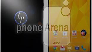 Rò rỉ hình ảnh bị nghi là smartphone của HP