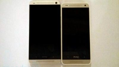 HTC ngầm xác nhận One Mini