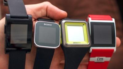 Doanh số smartwatch sẽ đạt 5 triệu chiếc vào năm 2014