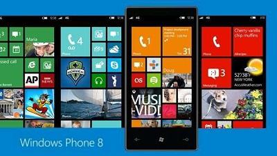 Windows Phone cần thay đổi giao diện
