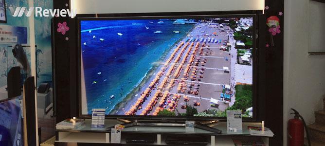 """TV 4K và cái giá của người chơi """"vua"""" TV"""