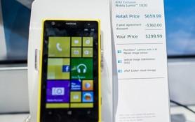 """Lumia 1020 """"cháy hàng"""" chỉ sau 1 ngày bán online"""