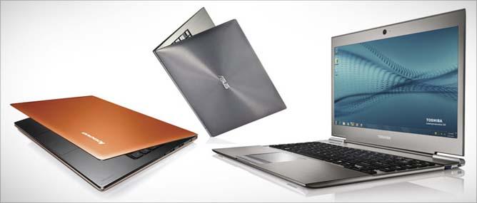 """Ultrabook """"đời đầu"""", chọn model nào?"""