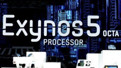Samsung Galaxy Note 3 sẽ dùng chip Exynos 5 Octa được cải tiến