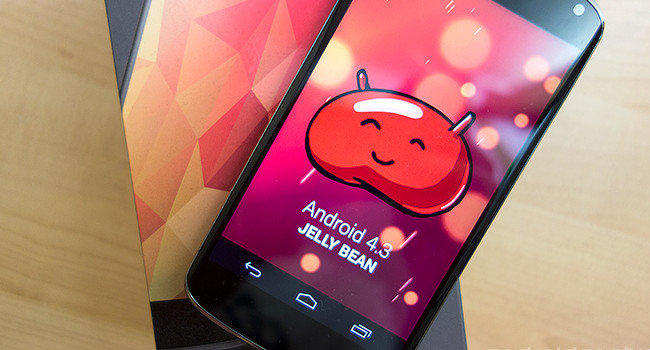 Trải nghiệm những nét mới trên Android 4.3
