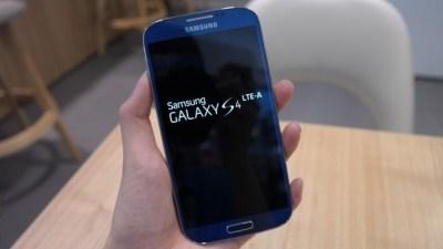 Sẽ có phiên bản quốc tế của Galaxy S4 LTE-A?