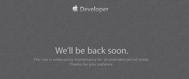 Apple xác nhận website cho lập trình viên bị hack