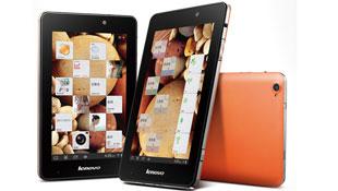 Lenovo ra một lúc 3 máy tính bảng Android từ 5-10 inch