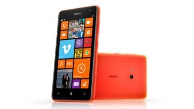 Nokia Lumia 625 có giá khoảng 6,2 triệu đồng, bán trong quý 3/2013