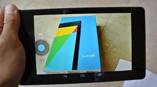 Best Buy đã nhận đặt hàng Nexus 7 mới