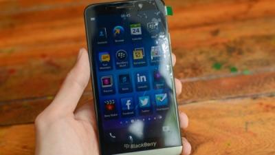 Video và ảnh trên tay BlackBerry A10