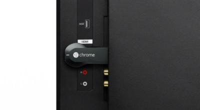 Google bắt đầu bán thiết bị Chromecast giá 35 USD