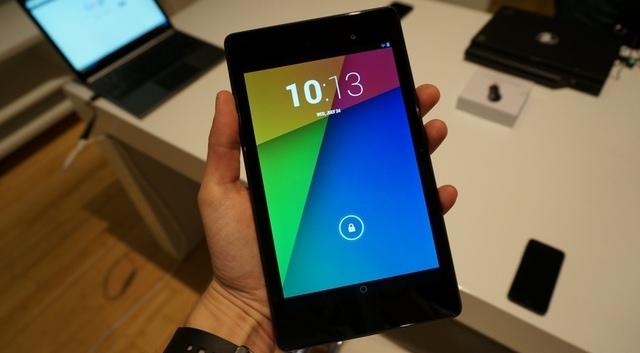 Trên tay Google Nexus 7 mới