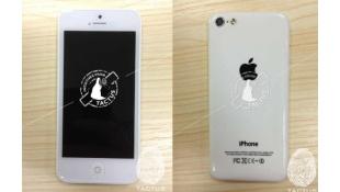 Nhà sản xuất vỏ điện thoại tung bộ ảnh iPhone Lite