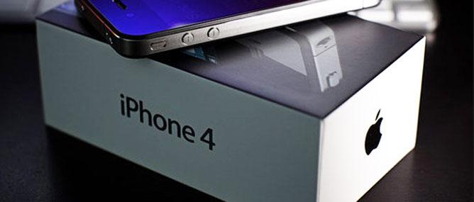 iPhone 4 - trụ cột doanh thu của Apple
