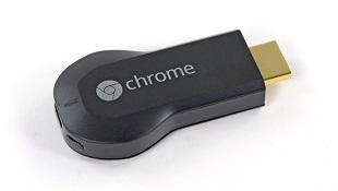 Bên trong Chromecast - nội thất giản đơn
