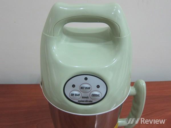 máy làm sữa đậu nành Komasu KM349