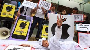 Apple bị cáo buộc lạm dụng lao động tại Đài Loan