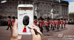 Samsung chính thức ra mắt Galaxy Note II chạy Snapdragon 600