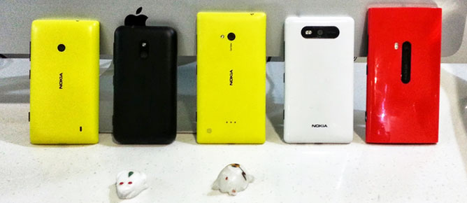 """Nokia """"chán nản"""" vì Windows Phone chậm phát triển"""