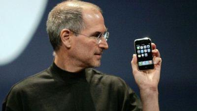 Steve Jobs cân nhắc điện thoại Apple từ năm 1984