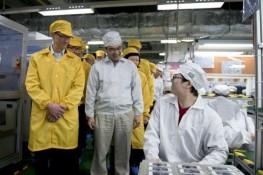 Foxconn tuyển thêm 90.000 công nhân sản xuất iPhone 5S, iPhone 5C