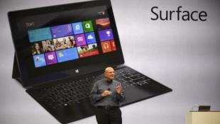 Microsoft chỉ bán được khoảng 1,7 triệu máy tính bảng Surface sau 8 tháng ra mắt