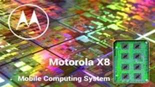 """Moto X sử dụng """"hệ thống điện toán"""" Motorola X8 khác thường"""