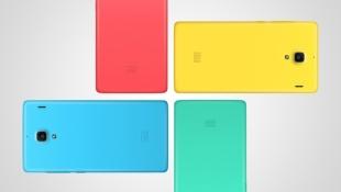 Xiaomi ra Red Rice, smartphone lõi tứ giá chỉ 2,7 triệu đồng