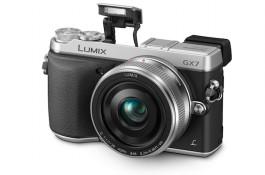 Panasonic ra mắt Lumix GX7: 16 MP, chống rung, Wi-Fi & NFC, giá 21.5 triệu đồng