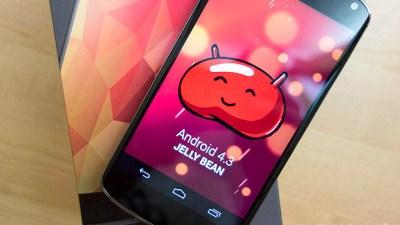 Android 4.3 gây nhiều lỗi cho Nexus 4