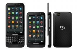 Rò rỉ ảnh dựng BlackBerry Z30 và BlackBerry Z15
