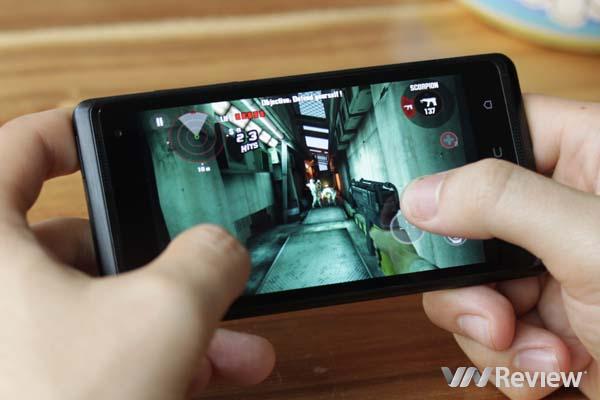 Trên tay HTC Desire 600