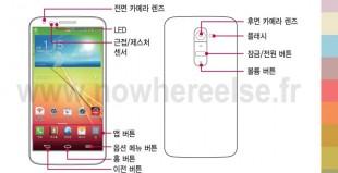 Rỏ rỉ sách hướng dẫn LG G2 xác nhận nút khóa máy ở mặt sau, Nano SIM, pin rời