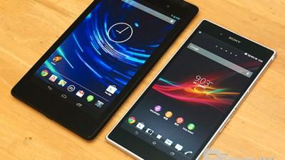 Trông Sony Xperia Z Ultra lớn đến cỡ nào?